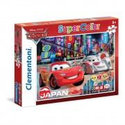 Clementoni - puzzle cars - 2 x 20 pz