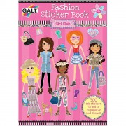 GIRL CLUB - CARTE ABTIBILDURI FASHION (1004027)