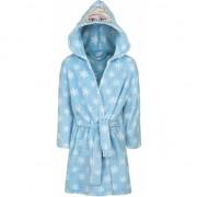Blauwe badjas Elsa voor kids