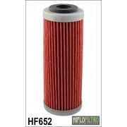 HifloFiltro filtro moto HF652