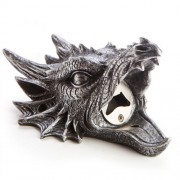 """Dragon Bottle Opener Wall Hanging"""