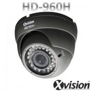 IR kamera 960H CCTV antivandal s nočným videním do 40m