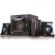 BOXE GENIUS SW-2.1 2000 45W GAMING BLACK