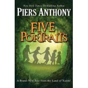 Five Portraits by Piers Anthony