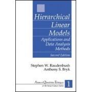 Hierarchical Linear Models by Stephen W. Raudenbush