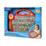 Vtech Touch and Discover Alphabet Town, Multi Color