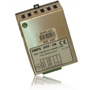 DIN RAIL BATTERY CHARGER (24V / 2A) SMPS-242