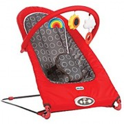 Little Tikes Sit N Play Bouncer Red/Grey