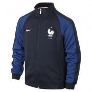 Chamarra/jacket de atletismo para niños talla grande FFF Authentic N98 (XS-XL)