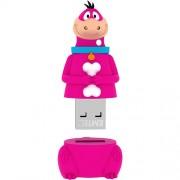Stick USB 8GB Dino USB 2.0 HB101 Roz EMTEC
