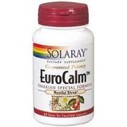 Eurocalm 60 cápsulas de Solaray
