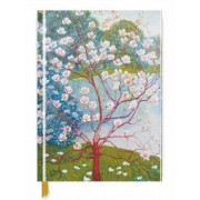Wilhelm Lizst: Magnolia Trees (Blank Sketch Book) by Flame Tree Studio