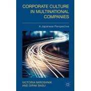 Corporate Culture in Multinational Companies by Victoria Miroshnik