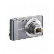Camera foto compacta Sony Cyber-shot DSC-W810 20.1 Mpx zoom optic 6x Arginiu