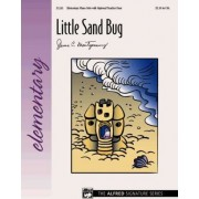 Little Sand Bug by June C Montgomery
