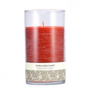 Fragranced Candle - Spiced Apple 6 inch Парфțмирана Свещ - Spiced Apple