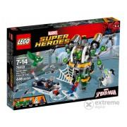 LEGO® Super Heroes - Omul Paianjen Capcana cu tentacule a lui Doc Ock 76059
