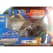 1:18 SCALE OCC ORANGE COUNTY CHOPPERS JET BIKE DIE CAST MODEL AMERICAN CHOPPER by ERTL