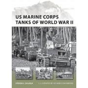 US Marine Corps Tanks of World War II by Steven J. Zaloga