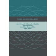 John E. Freund's Mathematical Statistics with Applications by Irwin Miller