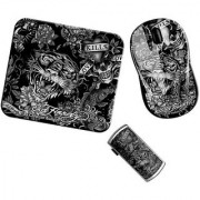 Ed Hardy Limited Edition 8 GB Tattoo Pack (Black)