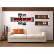 Tablou modern abstract pentru casa ta - 120x75cm, model BM3034