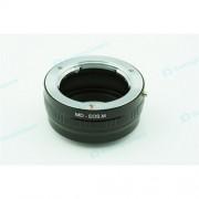 Adapter MD-EOS.M: Minolta MD Lens - Canon EOS M mount Camera