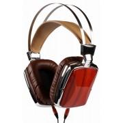 PC sluchátka z dřeva Esmooth ES-661RS