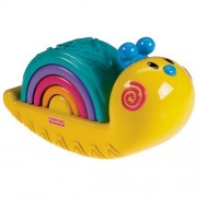 Fisher-Price Growing Baby: Rainbow Snail Stacker by Fisher-Price [Toys & Games]