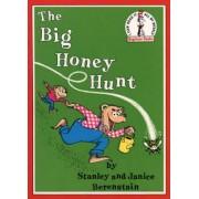 Beginner Series: The Big Honey Hunt by Stan Berenstain