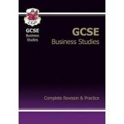 GCSE Business Studies Complete Revision & Practice (A*-G Course) by CGP Books