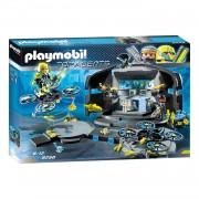 Playmobil 9250 Dr. Drone's Commandocentrum