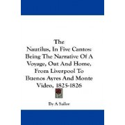 The Nautilus, in Five Cantos by A Sailor By a Sailor