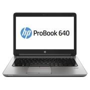 Notebook ProBook 640 G1, procesor Intel Core i5 4210M 2.6GHz, 4GB RAM, 500GB HDD, Windows 8/7
