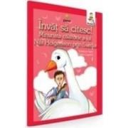 Invat sa citesc Minunata calatorie a lui Nils Holgersson prin Suedia. Adaptare dupa Selma Lagerlof - Nivelul 3
