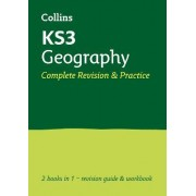 KS3 Geography All-in-One Revision and Practice by Collins KS3
