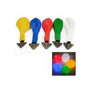 LED Light Ballons (Set Of 5)
