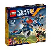 LEGO Nexo Knights 70320 - Set Costruzioni l'Aereo-Jet V2 di Aaron