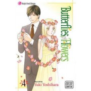 Butterflies, Flowers, Volume 4 by Yuki Yoshihara