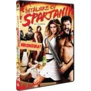 MEET THE SPARTANS DVD 2008