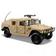 Maisto Metal Humvee Toy For Kids (GNV081)