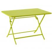 Hespéride Table Pliante Rectangulaire Greensboro Absinthe Jardin
