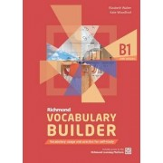 Richmond Vocabulary Builder B1 with Answers by Elizabeth Walter