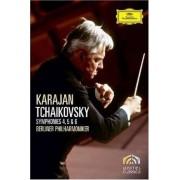 P.I. Tchaikovsky - Symphonies No.4-6 (0044007343845) (1 DVD)