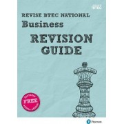 Revise BTEC National Business Revision Guide by Diane Sutherland
