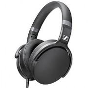 Sennheiser HD 4.30i Black Around Ear Headphones