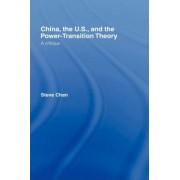 China, the US and the Power-transition Theory by Steve Chan