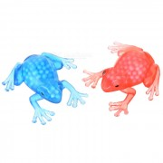 Stretchy Frogs Stress-Reliever (Assorted Colors 2-Pack)