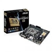 Asus H110M-D D3 Carte mère Intel Micro ATX Socket 1151