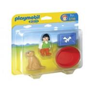 Playmobil 6796 - Bambina con Cane